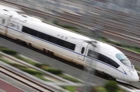 China Bangun Kereta Cepat Thailand, Jakarta-Bandung…