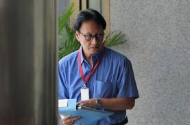 Megakorupsi e-KTP, KPK Kembali Periksa Eks-Dirut Perum…