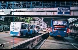Aksi Unjuk Rasa Membuat TransJakarta Modifikasi Rute Perjalanan di Sembilan Titik