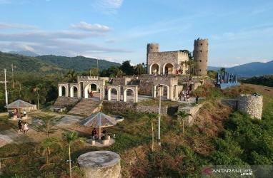 Uniknya Objek Wisata Benteng Ulantha di Bone Bolango, Arsitektur Bak Kastil