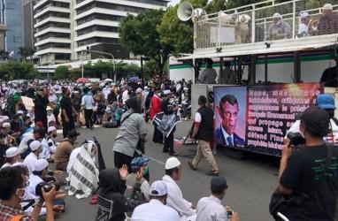 Jubir PA 212 Haikal Hassan Sebut Presiden Prancis Teroris