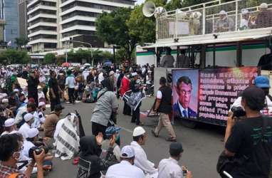 Protes ke Macron, FPI Buat Pernyataan Dalam Bahasa Prancis