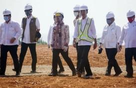 Relokasi Perusahaan Asing, PTPP Geber Pembangunan Kawasan Industri Batang