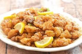 Resep Ayam Lemon Khusus Penderita Diabetes