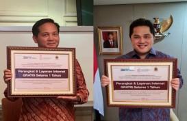 Net1 Indonesia Donasi Internet Gratis Dukung Percepatan Penanganan Covid-19