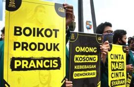 DPR: Boleh Boikot Produk Prancis, Tapi Jangan Turun ke Jalan