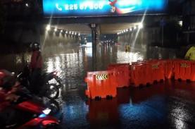 Banjir Besar Awal 2020, Anies Salahkan Sistem Drainase