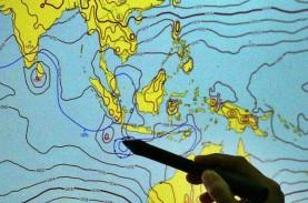 BMKG: Waspadai Siklon Tropis Goni