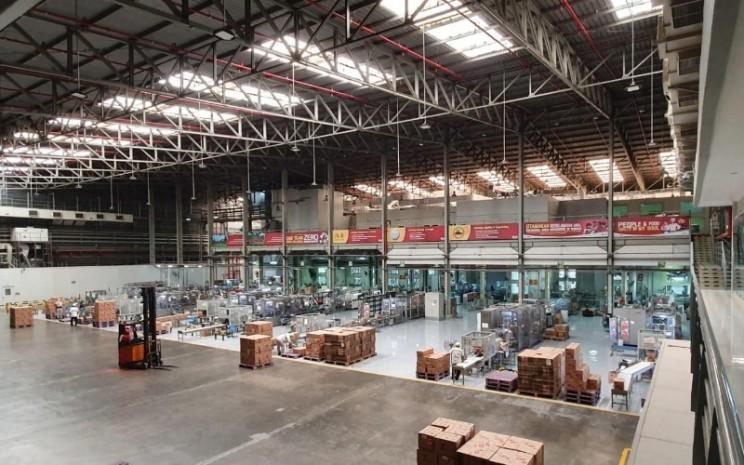 Pabrik Danone di Indonesia