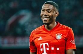 Bayern Munchen Hentikan Negosiasi Kontrak David Alaba