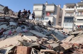 Gempa Bumi Turki-Yunani, Korban Jiwa Bertambah Menjadi 100 Orang