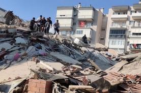 Gempa Bumi Turki-Yunani, Korban Jiwa Bertambah Menjadi…