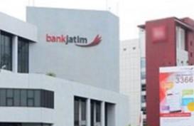 Restrukturisasi Kredit Bank Jatim Rp1,69 Triliun, Sektor Konstruksi Terbesar