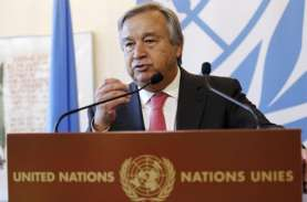 Serangan Maut Wina, Sekjen PBB Tegaskan Solidaritas…