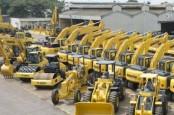 Sektor Tambang Suram, Pabrikan Alat Berat Incar Perkebunan dan Konstruksi