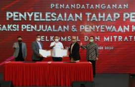 EMTrade Jagokan Saham Telkom (TLKM), Terdorong Aksi Anak Usaha