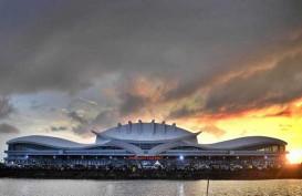 Penumpang Bandara Tjilik Riwut di Palangka Raya Melonjak