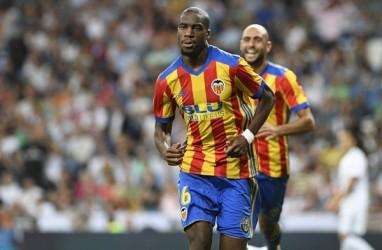 Gantikan Partey, Atletico Madrid Boyong Kondogbia dari Valencia