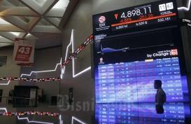 Omnibus Law Sah, Investor Asing Borong Saham BBCA dan TLKM