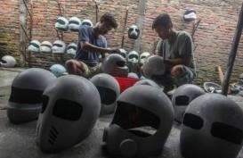 Diekspor ke Luar Negeri, Harga Helm Kartasura Ini Dijual Hingga Rp2 Jutaan