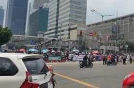 Demo di Kedubes Prancis, Transjakarta Modifikasi 3…