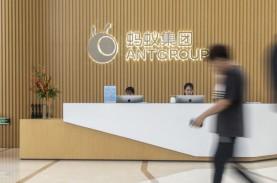 IPO Jumbo Ant Group Tertunda, Benarkah Ada Campur…