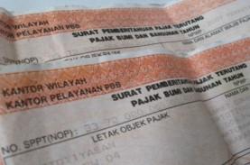 Tunggakan Piutang PBB-P2 DKI Jakarta Rp10.838 Triliun