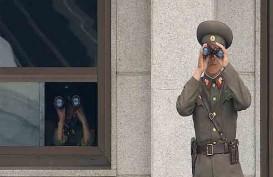 Korea Utara Sembunyikan Kamp Karantina Covid-19 di Perbatasan China?