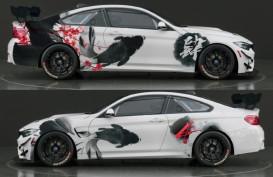 Curi Perhatian, Empat Karya Desain Tampilan Baru BMW M4 GT4