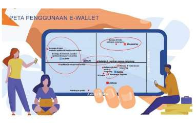 Ini Dia Jawara Dompet Digital di Indonesia, Ada ShopeePay hingga OVO