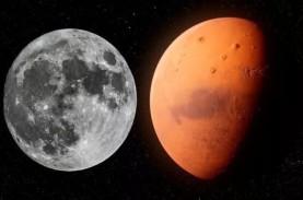 Astronom Klaim Temukan Kembaran Bulan di Balik Planet…