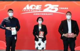 Ulang tahun ke-25, Ace Hardware (ACES) Tebar Diskon 25 Persen