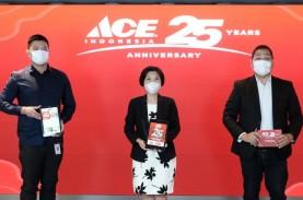 Ulang tahun ke-25, Ace Hardware (ACES) Tebar Diskon…