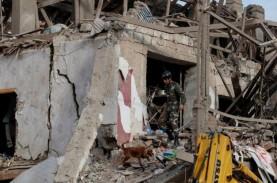 Militer Azerbaijan Serang Armenia, Hancurkan Dua Gudang…