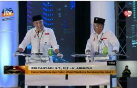 Debat Pilkada Surabaya: Eri Cahyadi Bicara Operasi Kembar Siam dan Wisata Kesehatan
