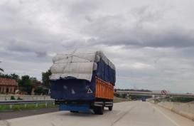 REGULASI TRUK OBESITAS : Truk ODOL Masih Marak di Jalan Tol