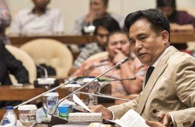 Salah Ketik UU Cipta Kerja, Jokowi Perlu Terbitkan Perppu? Ini Kata Yusril