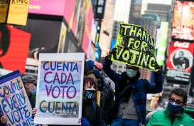 Kota-Kota di AS Bersiap Hadapi Kerusuhan Usai Pemilu