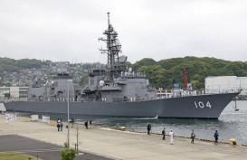 Jepang Disebut-sebut Akan Mengekspor Kapal Perusak ke Indonesia