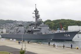 Jepang Disebut-sebut Akan Mengekspor Kapal Perusak…