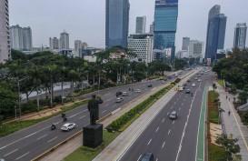 Ekonomi Jakarta Minus 3,82 Persen, Meski Lebih Baik dari Kuartal Sebelumnya