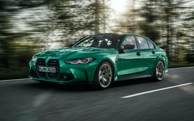 Sedan All New BMW M3. - Istimewa/Carscoops