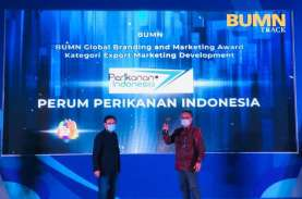 Perum Perindo Sabet BUMN Branding & Marketing Award…