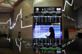 10 Saham Top Gainers 5 November 2020, Saham TLKM dan…