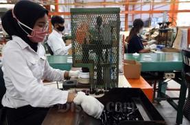 Manufaktur Kuartal III/2020 Membaik, Kadin: PendorongnyaPelonggaran PSBB