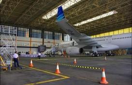 Industri Aviasi Sepi, Garuda Maintenance (GMFI) Merugi