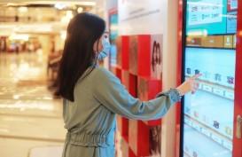 Kini Ada Vending Machine Masker di Mal