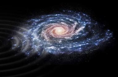 Astronom Deteksi Semburan Radio Misterius di Dalam Galaksi Bima Sakti