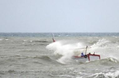 Gelombang Tinggi Ancam Sejumlah Perairan Indonesia, Waspadalah!