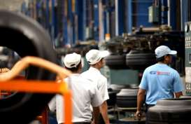 Pabrik Otomotif Menderu Lagi, Industri Ban Ketiban Berkah